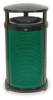 Round Panel Kit,Green,Fits 2WY71,4PU74 -- 4PU78