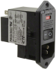 Power Entry Connectors - Inlets, Outlets, Modules -- 3-6609940-4-ND -Image