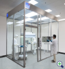 BioSafe? Tempered Glass Cleanroom