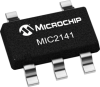 Micropower Boost Converter, Dynamically Adjustable -- MIC2141 -Image
