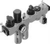 FRC-1/4-D-MINI-KF Service unit combination -- 185841-Image