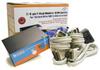 2-Port Linkskey Dual Monitor Enhanced DVI KVM Switch w/ Cables -- LDV-DM02ESK - Image