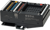 Din Rail Mount Power Distribution System -- Module 18plus -Image