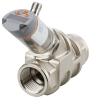 Flow meter with integrated backflow prevention and display -- SB3246