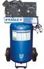 Eagle 3-HP 24-Gallon Single-Stage Portable Air Compressor -- Model P3124V1-CC