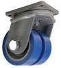 Dual Wheel Swivel Caster,Ld Rating7000lb -- 1VHJ7
