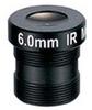 6.0mm 1 Megapixel Fixed Iris F1.8 1/3