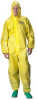 Andax Industries ChemMAX 1 C70130 Coverall - 4X-Large -- C-70130-SS-Y-4X -Image