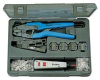 Twisted Pair Tool Kit,82 Pc -- 4YCN6