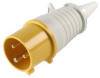 CONNECTOR, POWER ENTRY, PLUG, 16A -- 68C4343 - Image