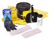 Refill for PIG Battery Acid Spill Kit in See-Thru Bin -- RFL322