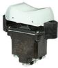 TP Series Rocker Switch, 2 pole, 3 position, Screw terminal, Flush Panel Mounting -- 2TP201-7 -Image