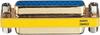Compact/Slimline DB25 Coupler Gender Changer (F/F) -- P154-000 - Image