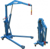 Foldable Straddle Floor Cranes -- HP1000C