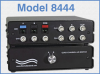 4-Channel RJ45 / BNC A/B Switch, 75 Ohm -- Model 8444