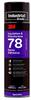 3M Scotch-Weld 78 Spray Adhesive, Inverted Clear 17.9 oz Aerosol -- 78 SPRAY INVERTED -Image