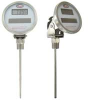 Digital Solar-Powered Bimetal Thermometer -- Series DBT