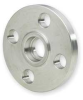 Socket Weld Flange,1/2 In,304 SS,150 PSI -- 1RUK2