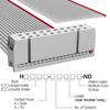 Rectangular Cable Assemblies -- H1AXS-2036G-ND -Image