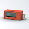 Battery powered Gas Mass flow meter -- GCM-1/4