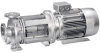 Horizontal, Single-stage Volute Casing Pump -- Etabloc SYT
