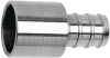 Lead Free CrimpRing™ Sweat Adapters - Female x Crimp -- LFWP11B -Image
