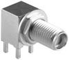RF Coaxial Board Mount Connector -- 142-0701-551 -Image
