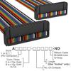 Rectangular Cable Assemblies -- A3BBB-3036M-ND -Image