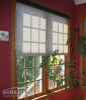 Interior Solar Screen -- DuraShade R8000