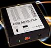 16-Channel, 16-Bit USB Analog Output Module -- USB-AO16-16A
