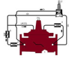 Pressure Sustaining Valve with Hydraulic Check Feature -- M116-5, M1116-5