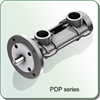Screw Pumps -- PDA Series with Valve and ISO Motor Connection Flange -Image