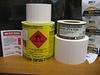 Semi-Gloss Paper Label Stock