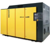 Twin Rotary Screw Compressor with Direct Drive, 500-600 HP -- HSD