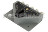 SP4T N Manual Knob Switch Surge Protection, DC to 1.3 GHz, Rated to 500 Watts -- PE7140 -- View Larger Image