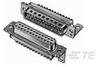 PCB D-Sub Connectors -- 8-1393480-1 -Image