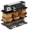 LINE REACTOR 460V 60HP 3PH DRIVE INPUT OR OUTPUT, 3% IMPEDANCE -- LR-4060