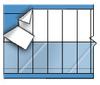 Blank Self-Laminating Write-On Wire Marker Card -- SLFW-250-PK