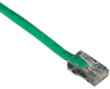 GigaTrue CAT6 Channel Patch Cables with Basic Connectors, Green, Custom Lengths -- EVNSL622