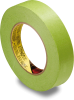3M 051131-26340 Scotch Performance Masking Tape, 233+, Green, 2