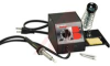 60 Watt Industrial Grade Soldering Station w. complete array of soldering tips -- 70140837