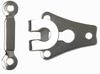 Heavy-Duty Hooks - Nickel