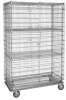 Mobile Security Truck,52x27x69,4 Shelf -- SHC2448-63CC