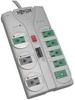 TRIPP-LITE - TLP808NETG - Energy-Saving Surge Suppressor -- 760624