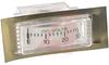 Panel Meter, DC Voltmeter, 0-30 VDC -- 70009797