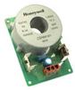 CSN Series closed loop current sensor, measures ac, dc or impulse current, 300 A nominal, ±600 amp range, Molex gold pin connector, 2000 turn -- CSNL281-007