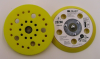 3M 20206 Yellow Sanding Disc Backing Pad - 5/16-24 Hook & Loop Thread Attachment -- 051141-20206 -- View Larger Image