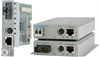 10/100BASE-T Copper to 100BASE-X Intelligent Media Converter and Network Interface Device -- iConverter® 10/100M2