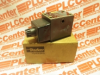 SOLENOID VALVE 2POS DIRECTIONAL CONTROL -- D3W1BY