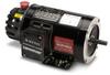 AC MOTOR 0.25HP W/ENC 1800RPM 56C 230/460VAC 3-PH ROLL-STEEL BLACKMAX -- Y592-A772 - Image